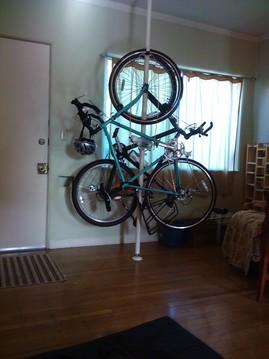 IKEAの自転車ラック その2